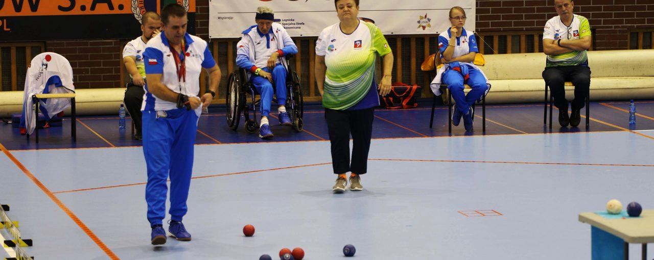 Mistrzostwa Polski w Bocci