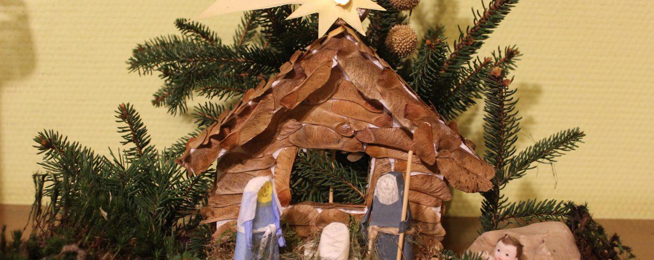 Wyniki Warsztatowego konkursu na najpiękniejszą Szopkę Bożonarodzeniową